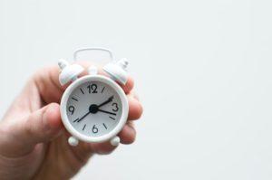 主婦起業の悩み②時間が足りない